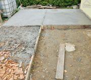 fundamenty pod garaż blaszak, garaż budowlany