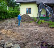 budowa podjazdu krok po kroku