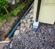 deszczówka woda odpadowa rury kanalizacyjne