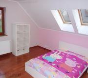 urządzamy pokój dla dziewczynki na poddaszu