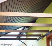 Konstrukcja dachu tarasu