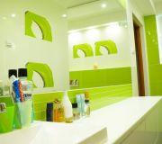żywe kolory łazienka urządzamy łązienkę