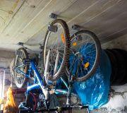przechowywanie roweru w garażu