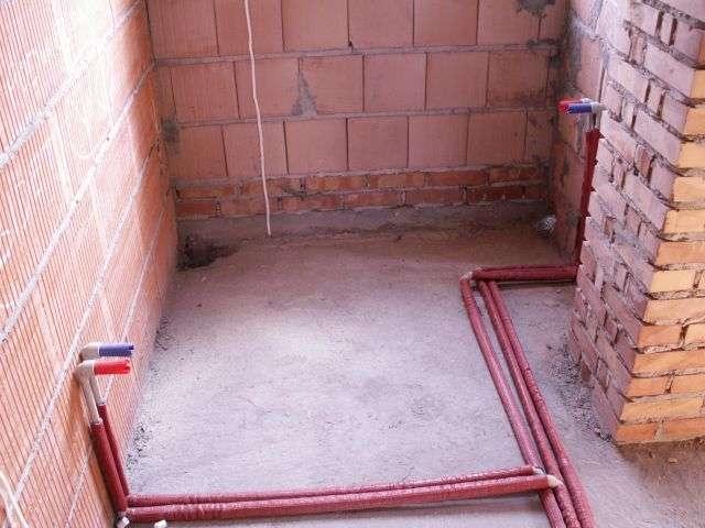 łazienka poddasze hydraulika co