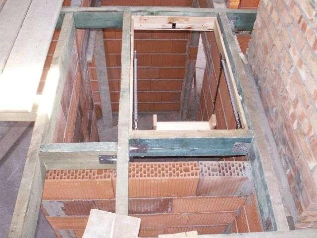 krokwie, jetki, konstrukcja dachu,schody strychowe fakro
