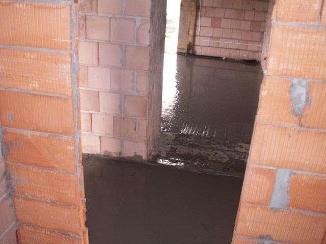parter hydroizolacja chudego betony, dysperbit