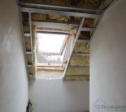 okno dachowe sufit podwieszany