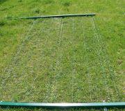 panel ogrodzeniowy 2,5m pręty o średnicy 4 mm