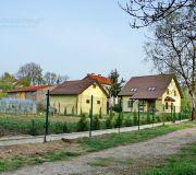 nowoczesne ogrodzenie z paneli ogrodzeniowych