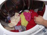 Ubrania z suszarki będbowej prosto do szafy