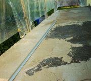 wyrównywanie powierzchni betony klejem