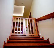 furtka schodowa dziecko nie spadnie ze schodów