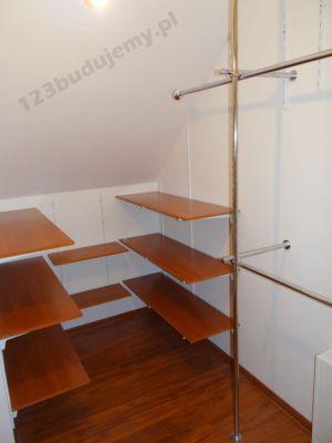 Zabudowa Garderoby Na Poddaszu 123budujemy