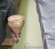 nakładania natryskowe tynku mineralnego, tynk akrylowy, tynk sisi, tynk silikatowy, tynk silikonowy,