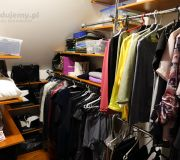 nasza garderoba samodzielny montaż półek i rurek na ubrania