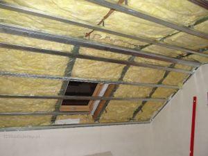 Zabudowa Poddasza Stelaz Sufit Podwieszany Z Plyt Kg 123budujemy