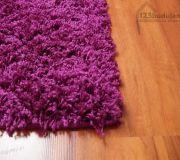 mały fioletowy dywanik pod łóżko szanel 60x100