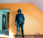 Złapałem bakcyla hobby motocykl. Kurtka Revit, kask Shark evoline 3