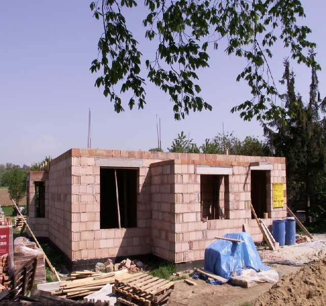 gotowy parter budowa domu