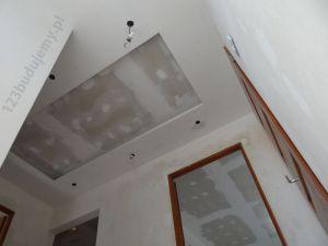 Konstrukcja Sufitu Dwupoziomowego Z Oświetleniem Led