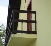 prowizorka balustrada balkon