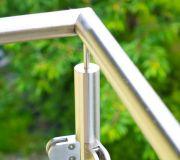 aluminiowa balustrada nowoczesny balkon