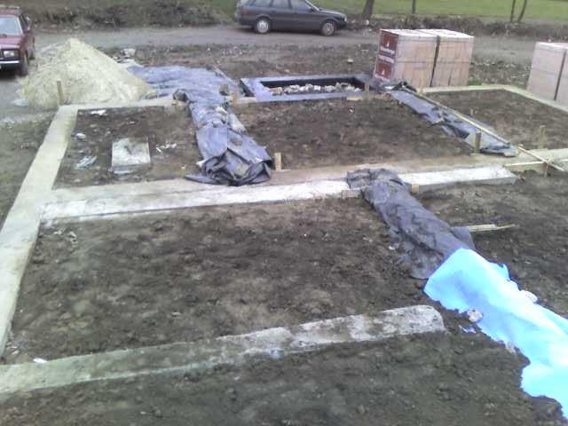 przerabiamy fundamenty pod nasz projekt