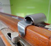 uchwyt do żaluzji aluminiowych 16