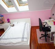 meble ikea malm, różowy pokój dziewczynki