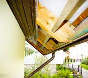 podbitka krokwie dach