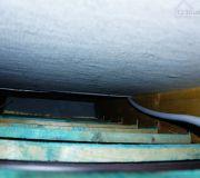 łaty poprzeczne podbitka dachowa stelaż