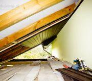 cena podbitki dachowej