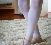 Zuzia baletnica, Dywan shaggy