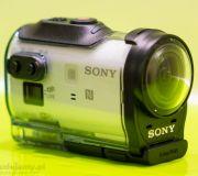sport kamera hd sony hdr-az1