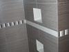 półki pod prysznicem