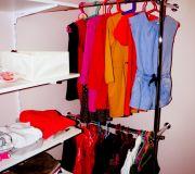 urządzenie garderoby