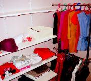 zabudowa garderoby na poddaszu