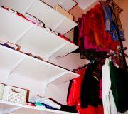 jak tanio zabudować garderobę