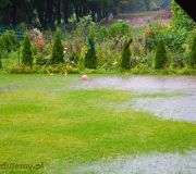wrześniowe intensywne opady deszczy i ich skutki