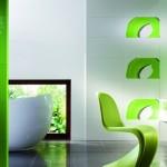 płytki łazienkowe tubądzin colour pop green