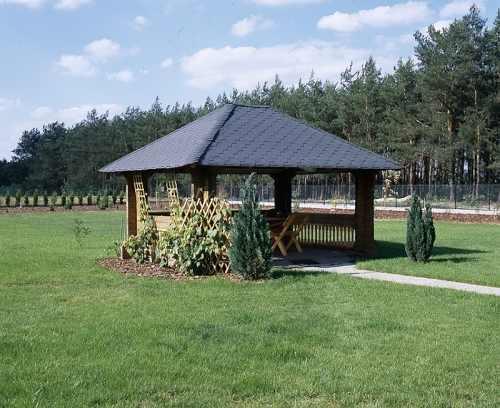 Altany Ogrodowe 123budujemy