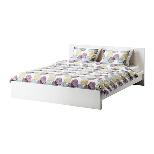 rama łóżka malm