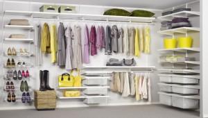 aranżacja inspiracja garderoba