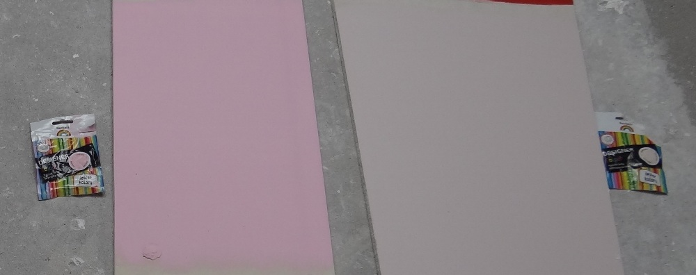 Beckers lateksowa farba Designer Colour: candy-pink , powder pink