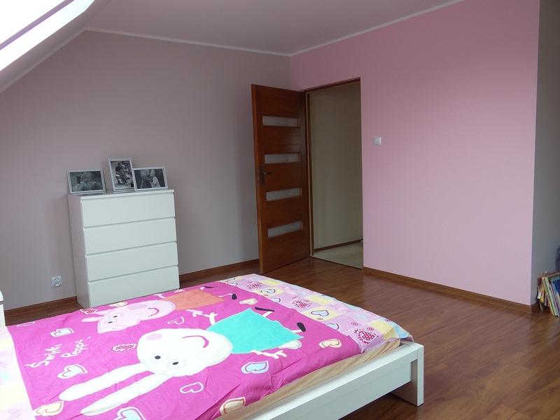 wybór kolorów do pokoju dziewczynki