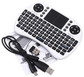 bezprzewodowa mini klawiatura
