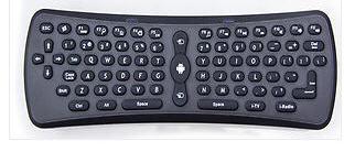 bezprzewodowa mini klawiatura usb wifi