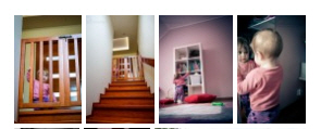 bramka na schodach
