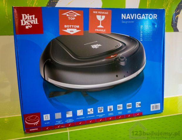 Dirt Devil Navigator M608 cena