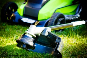 sprzęt ogrodniczy na baterie